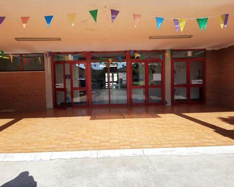 Scuola materna di Sezze Scalo