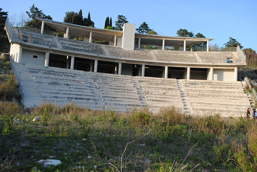 Anfiteatro di Sezze (foto da setino.it)