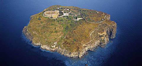 Isola di Santo Stefano (foto da Nautica Report)