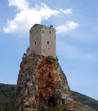 Monumento naturale Area di Monticchio, Sermoneta