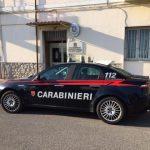 Caserma dei Carabinieri a Formia