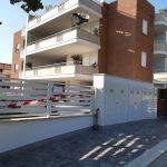 La palazzina in Via La Spezia sequestrata dalla Polizia Locale di Latina