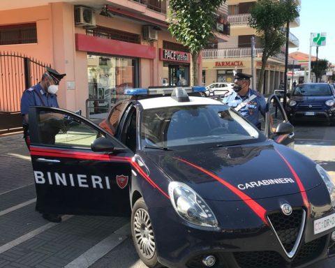 Carabinieri del Nucleo Operativo e Radiomobile di Aprilia