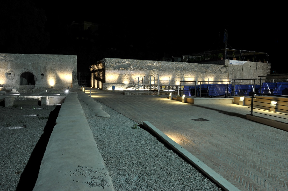 Area archeologica del Caposele a Formia