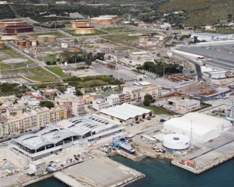 Centro commerciale a La Piaja, Gaeta