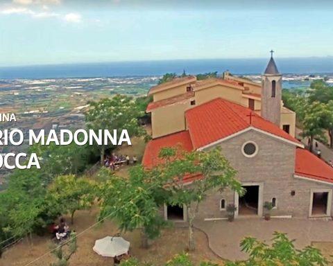 Santuario Madonna della Rocca Monte Arcano