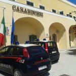 Stazione dei Carabinieri di Ponza