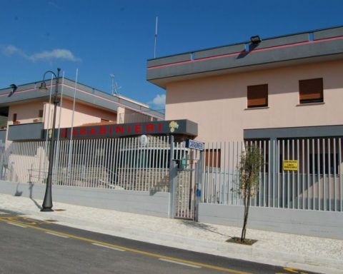 Stazione-Carabinieri-Sperlonga