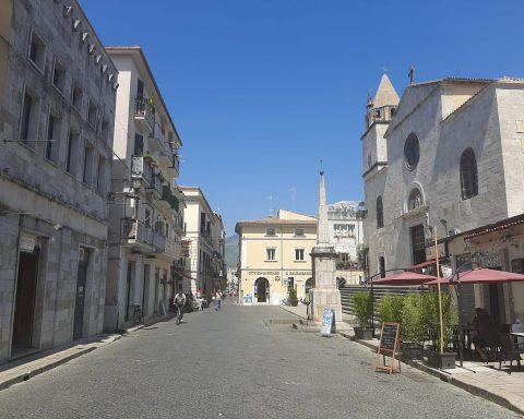 Centro storico di Fondi