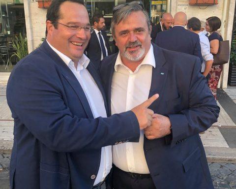 Claudio Durigon e Paolo Capone