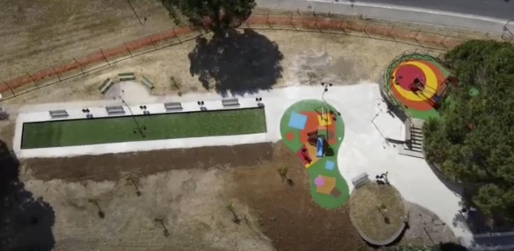 Playground ai Palazzoni di Latina