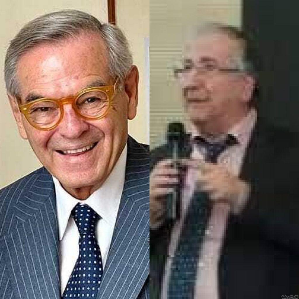 Vincenzo Zaccheo e Maurizio Galardo, ex Sindaco e Vice Sindaco di Latina
