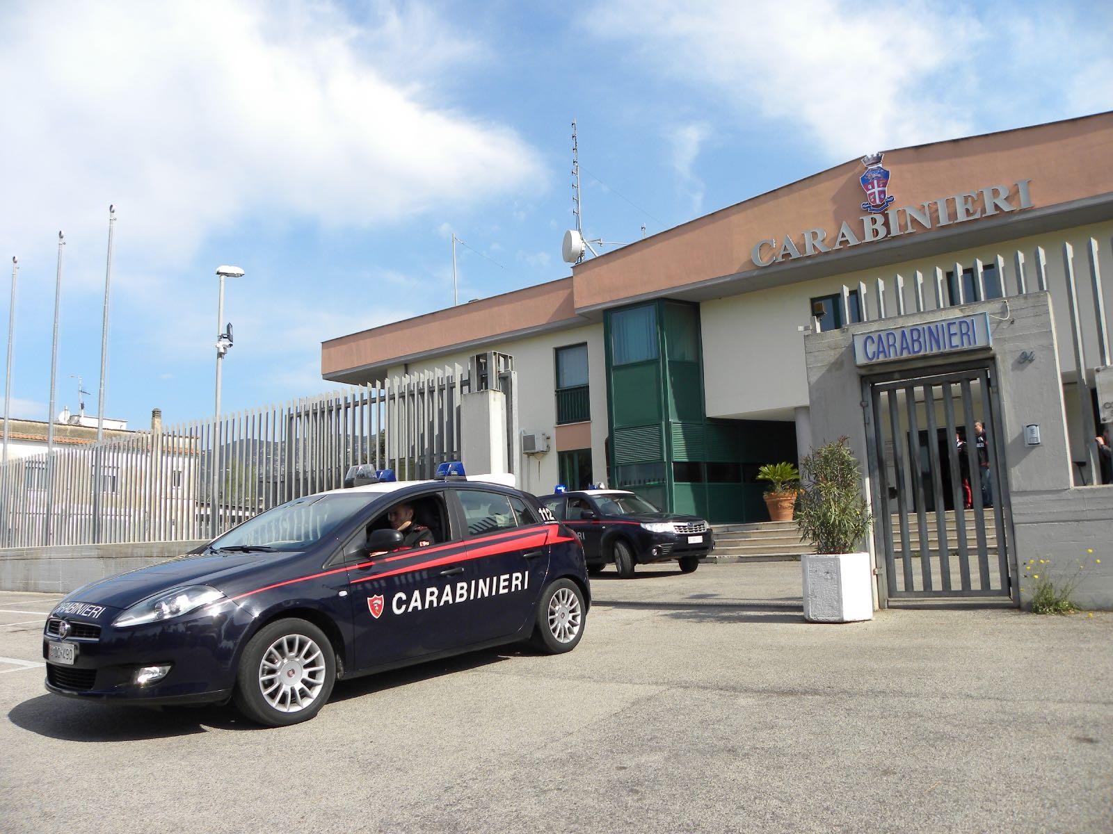 Comando Compagnia Carabinieri di Terracina
