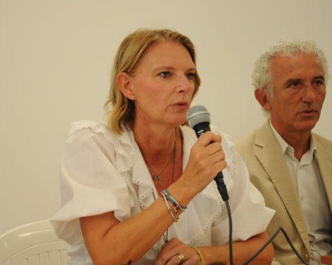 Elettra Ortu La Barbera e Damiano Coletta