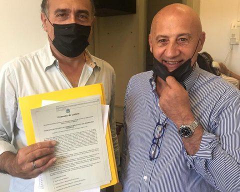 Enrico Tiero e Giacomo Mignano