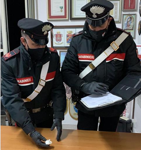 I Carabinieri del Nucleo Operativo e Radiomobile di Latina