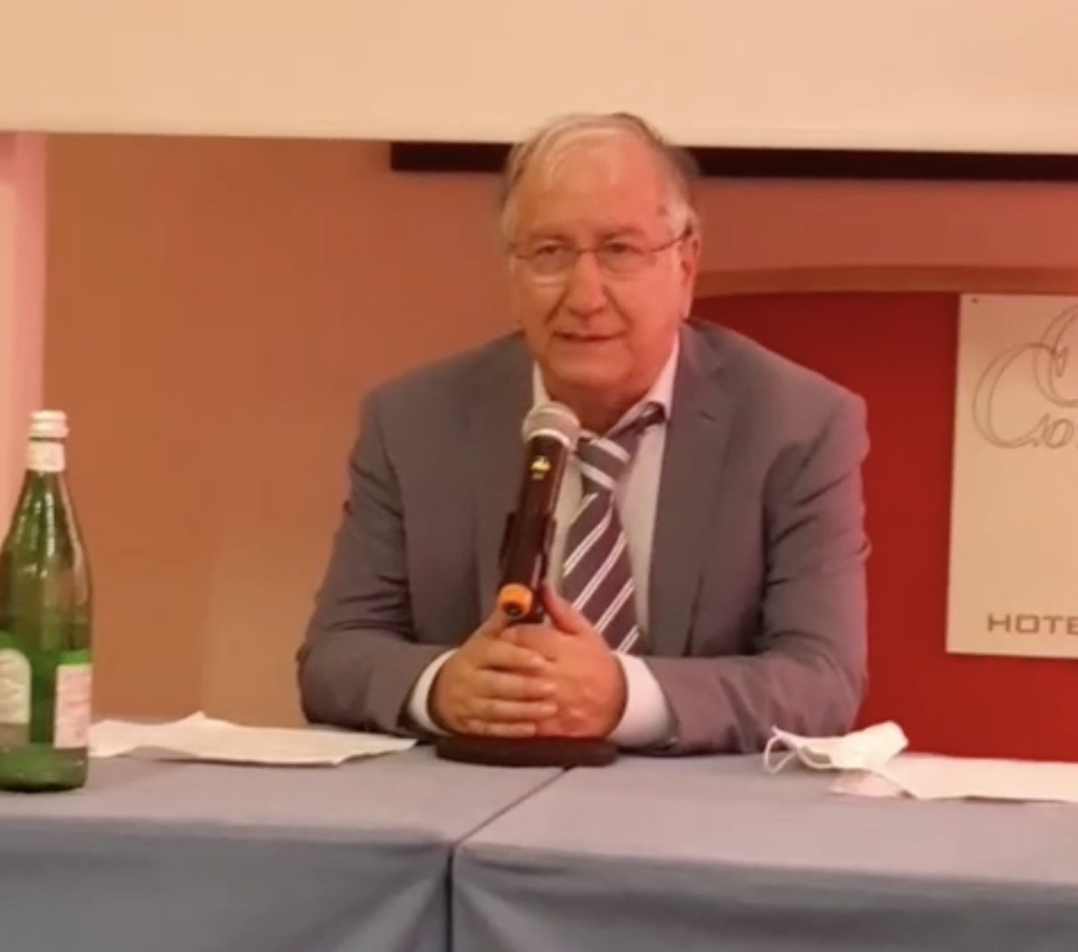 Maurizio Galardo, ex vice Sindaco di Latina nella Giunta Zaccheo