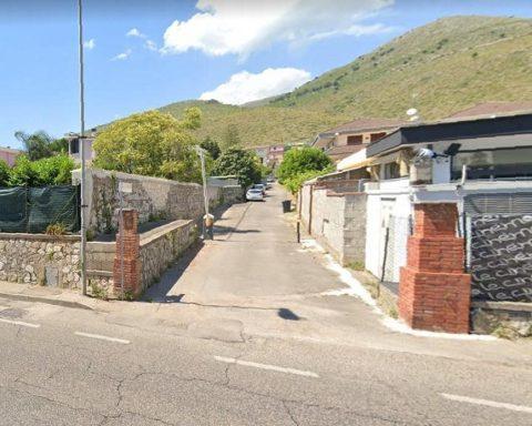 Via Giorgio La Pira a Formia: qui è ubicata l'unità immobiliare appartenuto ai Bardellino