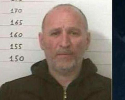 Michele Senese, attualmente detenuto a Catanzaro