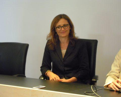 Rosa Iovinella (immagine da Comune di Latina)